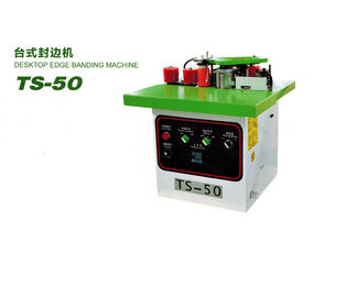 High Compactness Wood Master Edge Banding Machine 220V Manual Type