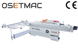 Electric Control Sliding Table Panel Saw Sliding Crosscut Table For Pvc Mdf Board