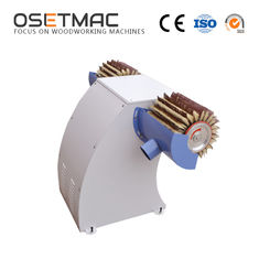 Lifting Motor Semi Automatic Polishing Brush Sand Machine